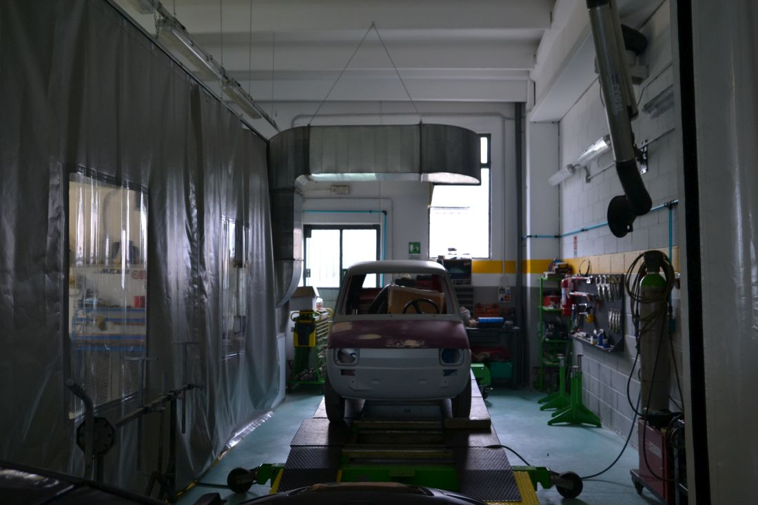 Carrozzeria Eurocars Marchirolo 78