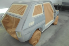 verniciatura auto Marchirolo - CarrozzriaErocars 62