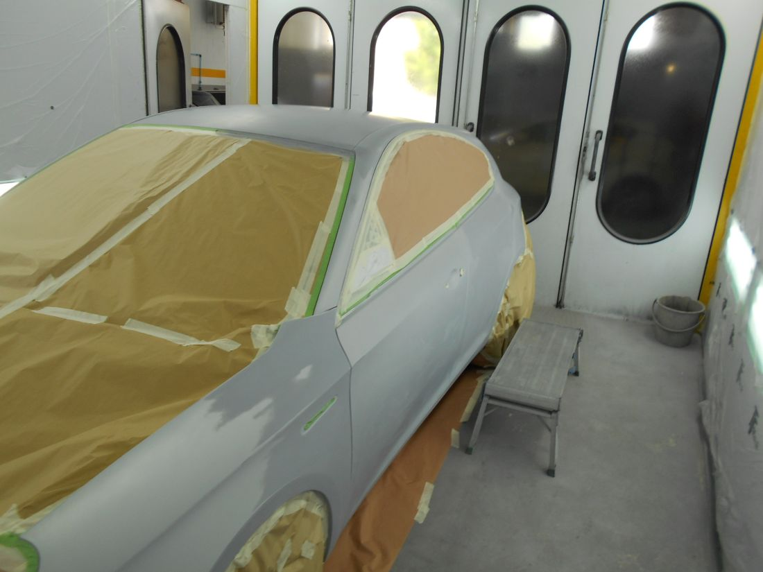 verniciatura auto Marchirolo - CarrozzriaErocars 71