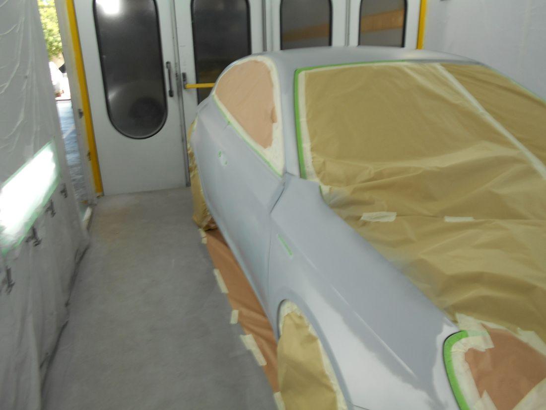 verniciatura auto Marchirolo - CarrozzriaErocars 72