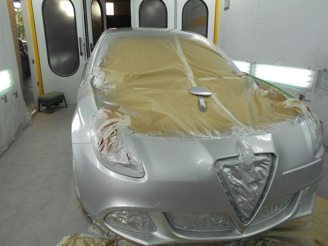 verniciatura auto Marchirolo - CarrozzriaErocars 77